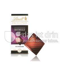 Produktabbildung: Lindt Excellence Meersalz 100 g