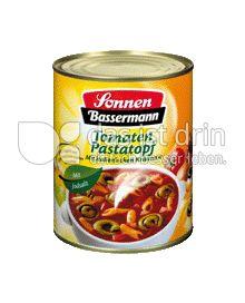 Produktabbildung: Sonnen-Bassermann Tomaten Pastatopf 800 g