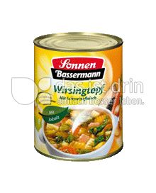 Produktabbildung: Sonnen-Bassermann Wirsingtopf 800 g