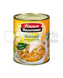 Produktabbildung: Sonnen-Bassermann Reistopf 800 g