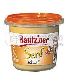 Produktabbildung: Bautzener Senf 200 ml