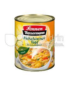 Produktabbildung: Sonnen-Bassermann Pichelsteiner Topf 800 g