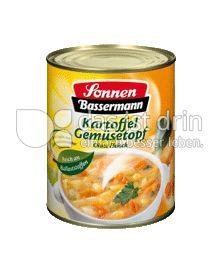 Produktabbildung: Sonnen-Bassermann Kartoffel-Gemüse Topf 800 g