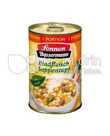 Produktabbildung: Sonnen-Bassermann Rindfleisch Suppentopf 400 g