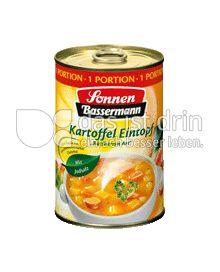 Produktabbildung: Sonnen-Bassermann Kartoffel Eintopf 400 g