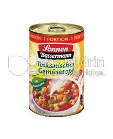 Produktabbildung: Sonnen-Bassermann Toskanischer Gemüsetopf 400 g