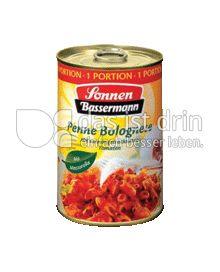 Produktabbildung: Sonnen-Bassermann Penne Bolognese 400 g