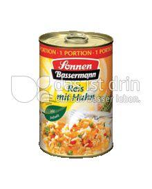 Produktabbildung: Sonnen-Bassermann Reis mit Huhn 400 g