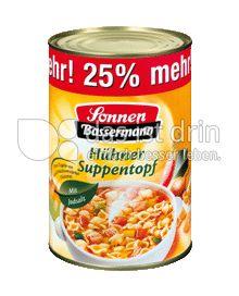 Produktabbildung: Sonnen-Bassermann Hühner Suppentopf 1000 g