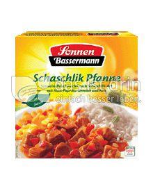 Produktabbildung: Sonnen-Bassermann Schaschlik Pfanne 400 g