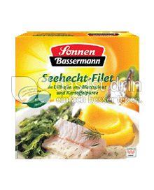 Produktabbildung: Sonnen-Bassermann Seehecht-Filet 400 g