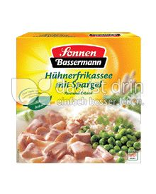 Produktabbildung: Sonnen-Bassermann Hühnerfrikassee 385 g