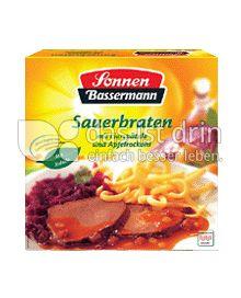 Produktabbildung: Sonnen-Bassermann Sauerbraten 480 g