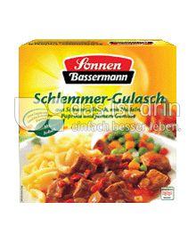 Produktabbildung: Sonnen-Bassermann Schlemmer-Gulasch 480 g