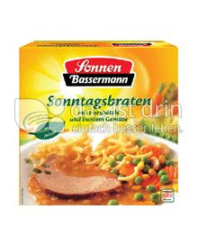 Produktabbildung: Sonnen-Bassermann Sonntagsbraten 400 g