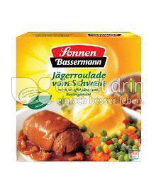 Produktabbildung: Sonnen-Bassermann Jägerroulade vom Schwein 480 g