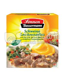 Produktabbildung: Sonnen-Bassermann Schweine-Geschnetzeltes 400 g