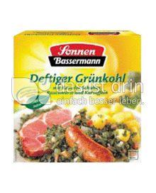 Produktabbildung: Sonnen-Bassermann Deftiger Grünkohl 420 g