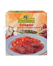 Produktabbildung: Marktplatz Cevapcici 300 g