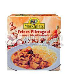 Produktabbildung: Marktplatz Feines Pilzragout 300 g
