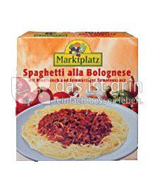 Produktabbildung: Marktplatz Spaghetti alla Bolognese 300 g