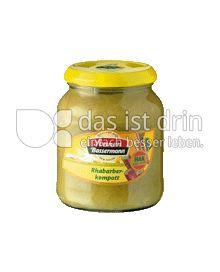 Produktabbildung: Sonnen-Bassermann Rhabarberkompott 360 g