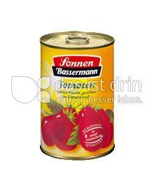 Produktabbildung: Sonnen-Bassermann geschälte Tomaten 400 g