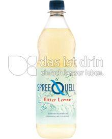 Produktabbildung: Spreequell Bitter Lemon 1 l