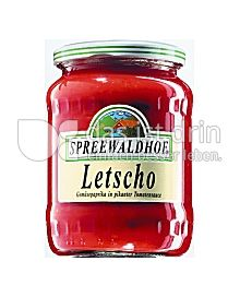 Produktabbildung: Spreewaldhof Letscho 720 ml