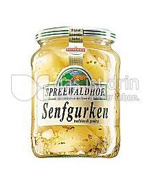 Produktabbildung: Spreewaldhof Senfgurken 720 ml