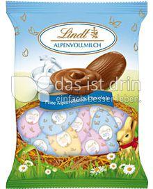 Produktabbildung: Lindt Alpenmilch-Eier 74 g
