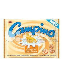 Produktabbildung: Campino Orange-Sahne 125 g