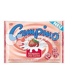 Produktabbildung: Campino Erdbeer-Sahne 125 g