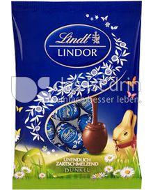 Produktabbildung: Lindt Lindor-Mini-Eier Edelherb 100 g
