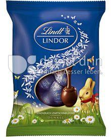 Produktabbildung: Lindt Lindor-Eier Feinherb 90 g