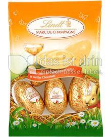 Produktabbildung: Lindt Trüffel-Eier Marc de Champagne 90 g