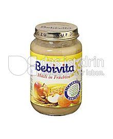 Produktabbildung: Bebivita Müsli 190 g