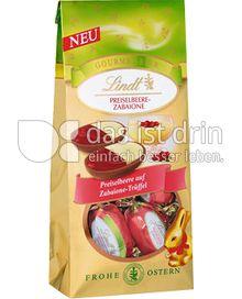 Produktabbildung: Lindt Zabaione Preiselbeere 80 g