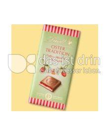 Produktabbildung: Lindt Buttermilch-Erdbeer-Rhabarber 150 g