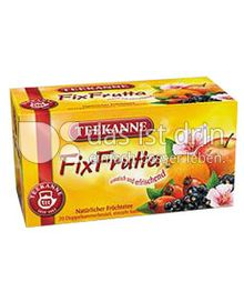 Produktabbildung: Teekanne FixFrutta Natürlicher Früchtetee 60 g