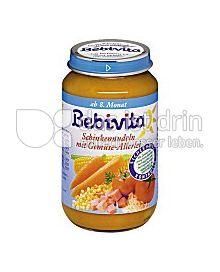 Produktabbildung: Bebivita Schinkennudeln 250 g