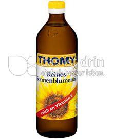 Produktabbildung: Thomy Reines Sonnenblumenöl 750 ml