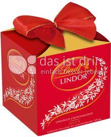 Produktabbildung: Lindt Lindor Würfel Milch 275 g