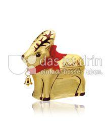 Produktabbildung: Lindt Gold-Rentier 100 g