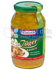 Produktabbildung: Homann Jäger Sauce 500 ml