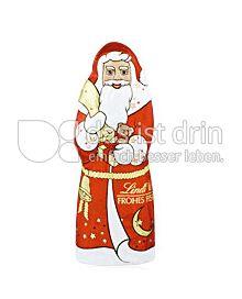 Produktabbildung: Lindt Weihnachtsmann Vollmilch 40 g