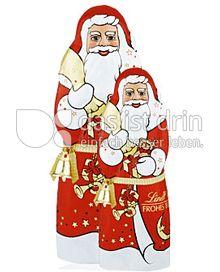 Produktabbildung: Lindt Weihnachtsmann Vollmilch 125 g