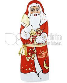 Produktabbildung: Lindt Weihnachtsmann Vollmilch 200 g