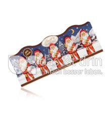 Produktabbildung: Lindt Mini-Weihnachtsmänner 60% 200 g