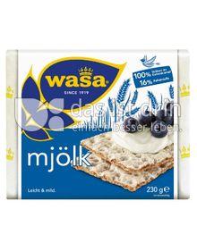 Produktabbildung: Wasa Mjölk 230 g